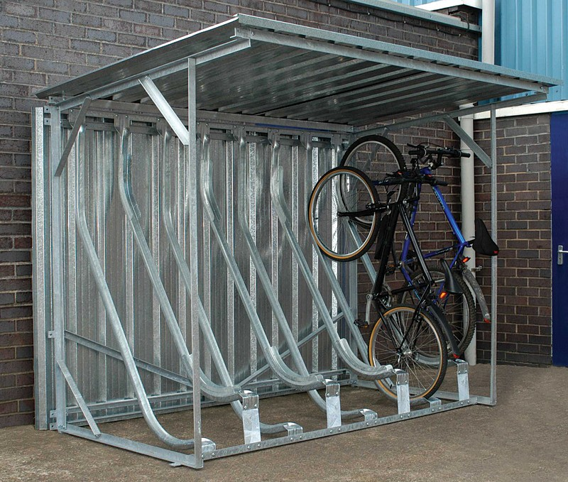 Great Bike Storage Shed