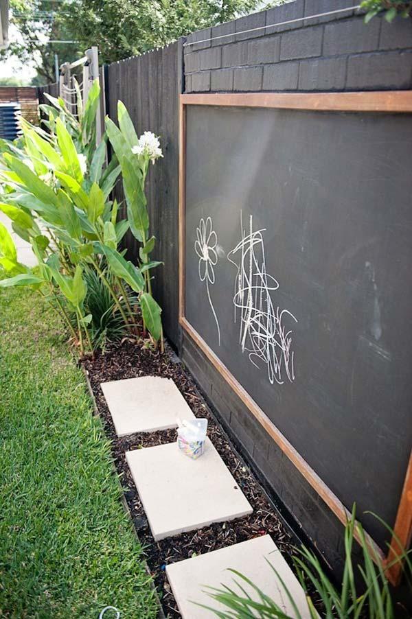 how-to-use-a-narrow-side-yard-woohome-9