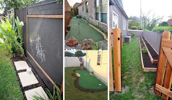 how-to-use-a-narrow-side-yard-woohome