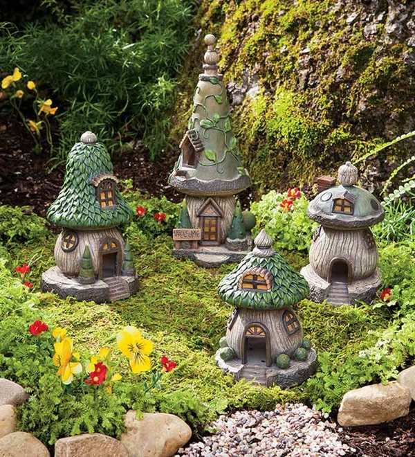 Magical Fairy Garden Designs: Fairy Garden Plans And Decor Ideas