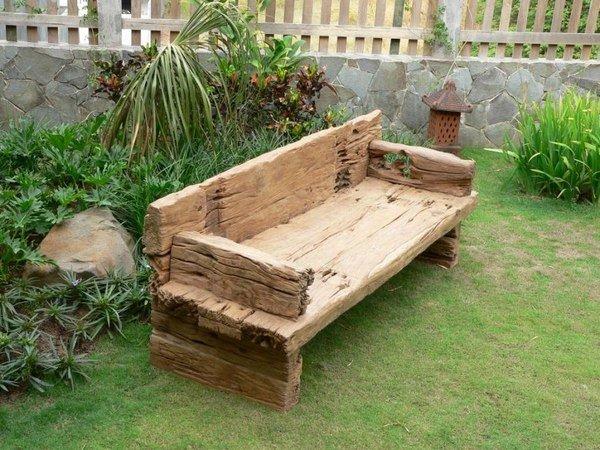 Wooden garden sleepers – Yes or no to railway sleepers in the garden ...