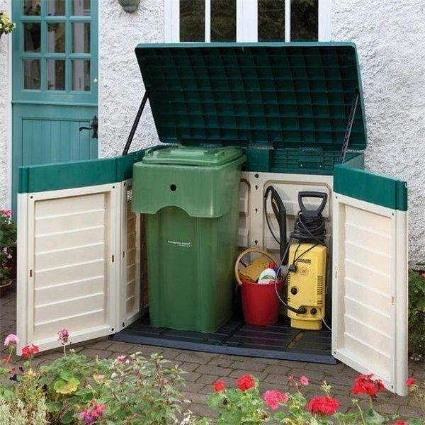 Garden Storage Ideas How To Keep The Outdoor Space Organized Garden Ideas Outdoor Decor