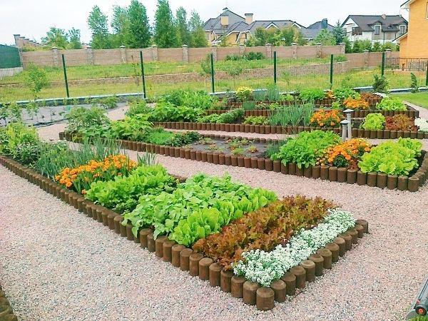 potager garden plans design ideas decorative vegetable garden