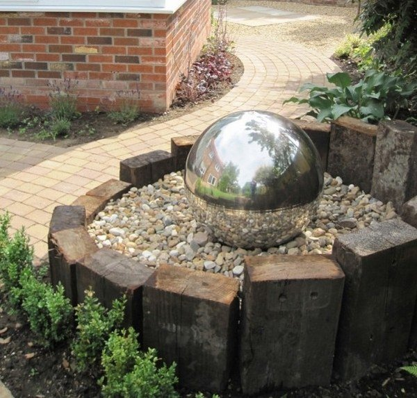 100 Most Creative Gardening Design Ideas 2018: Yes Or No To Railway Sleepers In