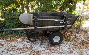 EZ-Stow Hauler Cart With Tools