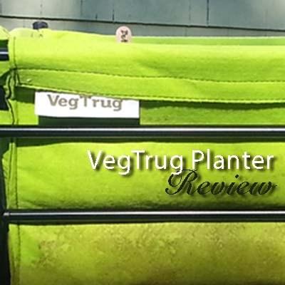 VegTrug Poppy Planter-Review