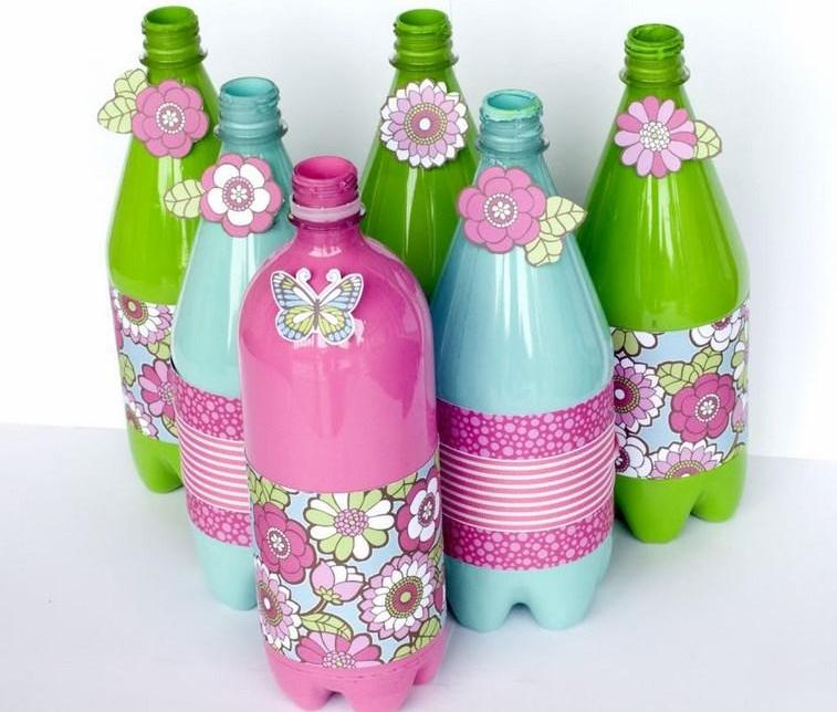 Diy Plastic Bottles Crafts That Will Steal The Show Garden Ideas