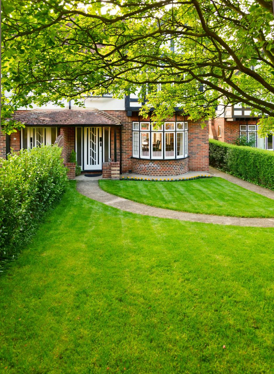 Front garden design ideas to suit terraced, semi-detached ...