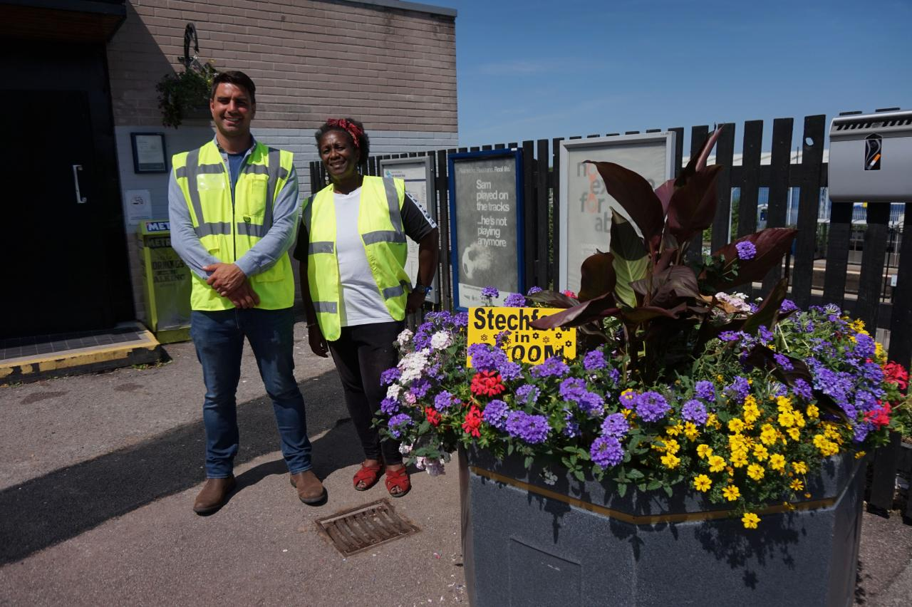 BBC Two's Britain in Bloom