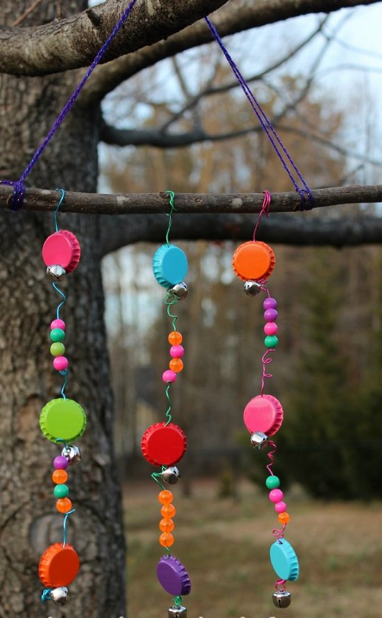 Diy Wind Chime Ideas With Tutorials