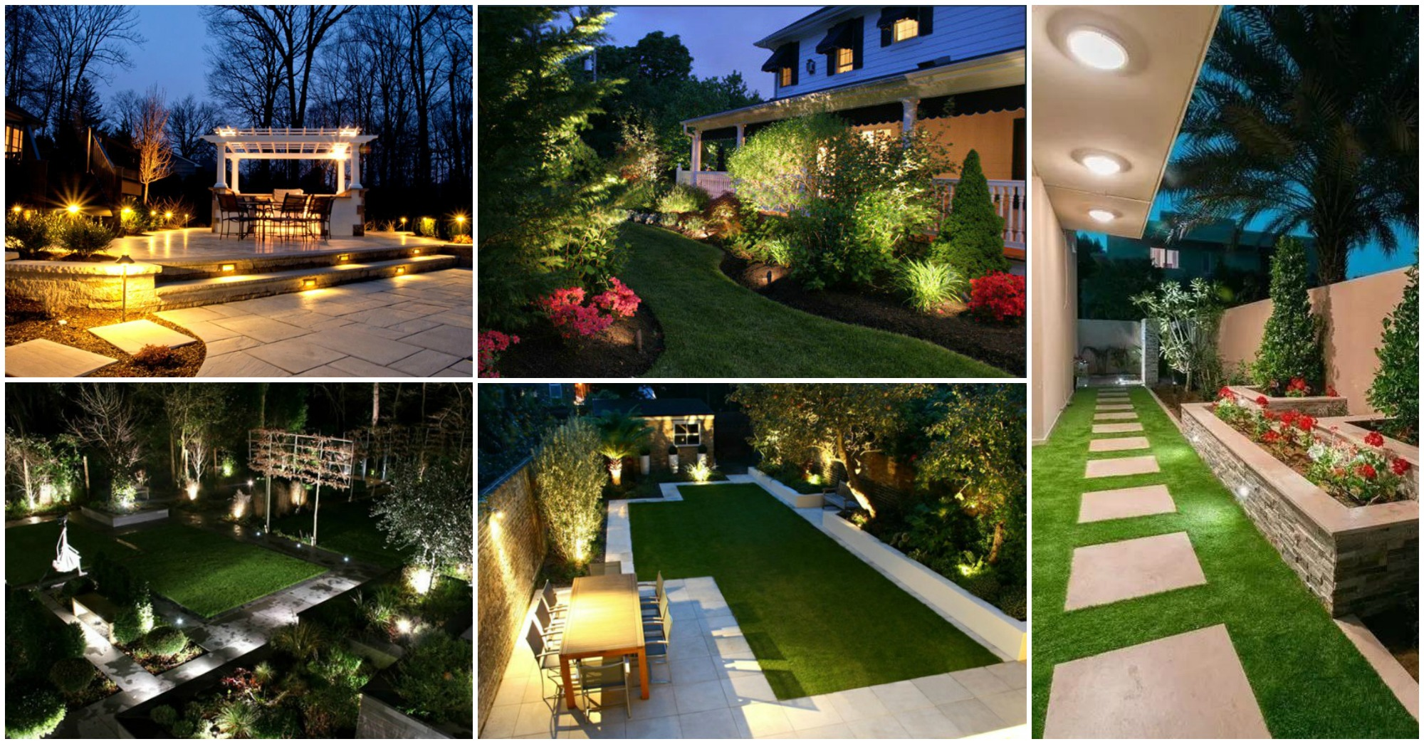 Landscape Lighting Ideas That Will