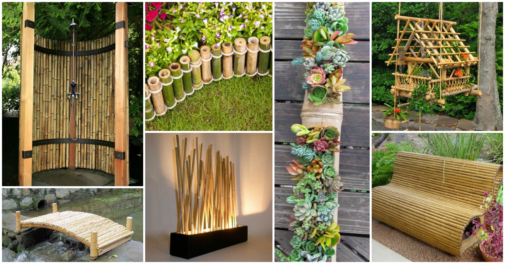 Diy Tropical Bamboo Crafts That You Should Not Miss Garden Ideas