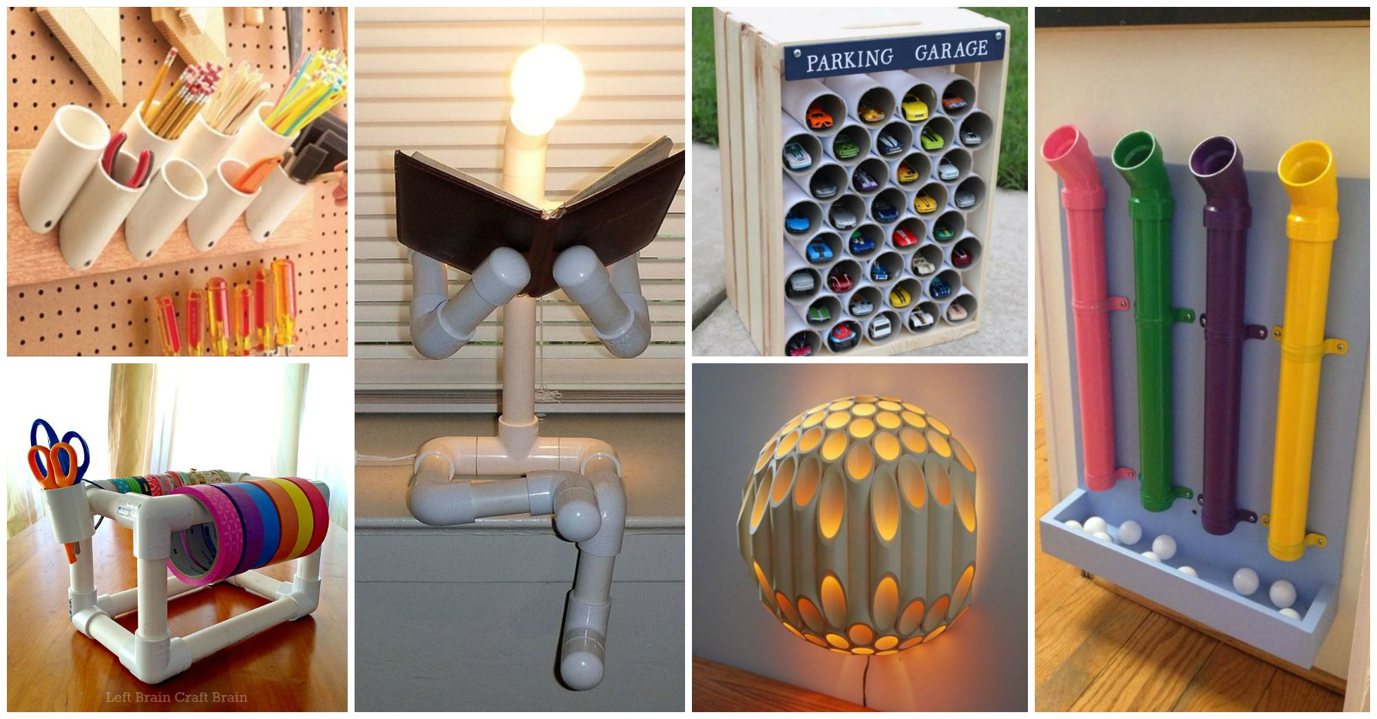 Diy Pvc Pipes As Bright And Creative Solutions For Your