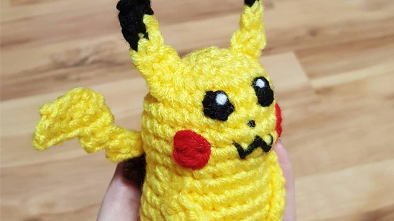 While Your Pokémon Go Server is Down, Try These! | Crochet pokemon ... | 431x767